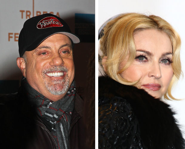 Billy Joel Ridicules Madonna's Singing During A Performance In NY 00
