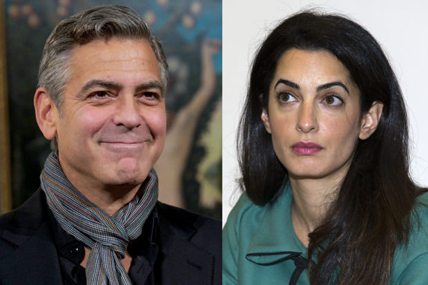 Clooney-Is-Engaged