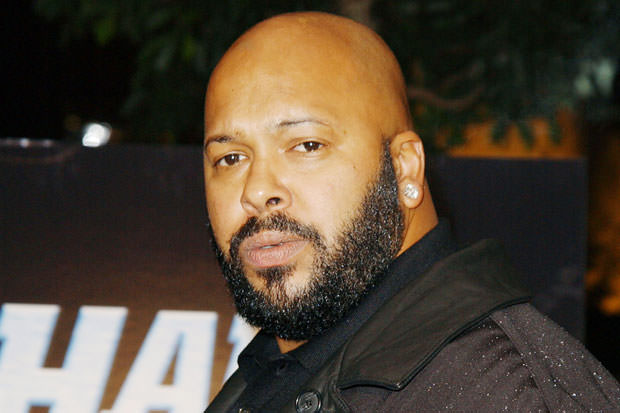 Suge Knight At Los Angeles Premiere Of Half Past Dead