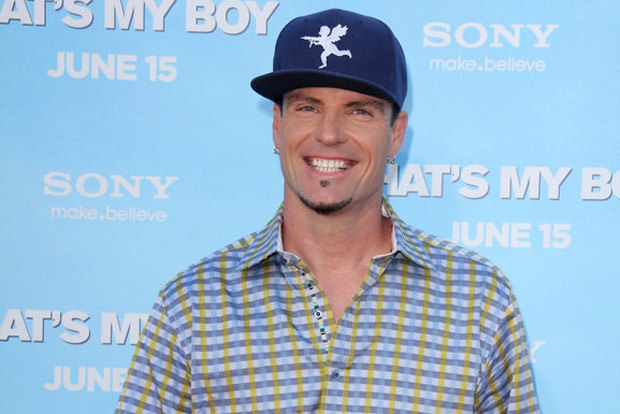 "at the ""That's My Boy"" World Premiere, Village Theatre, Westwood, CA 06-04-12"