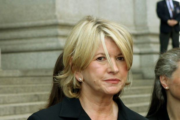 did martha stewart commit a crime Was martha stewart targeted because she is a major democratic contributor it is not at all clear in the criminal law that it is a crime to trade securities the way martha stewart did so she probably didn't commit a crime, but because they claim she lied about it during the.